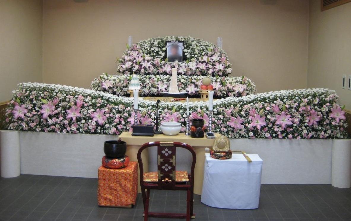 国分寺市 東福寺第二式場